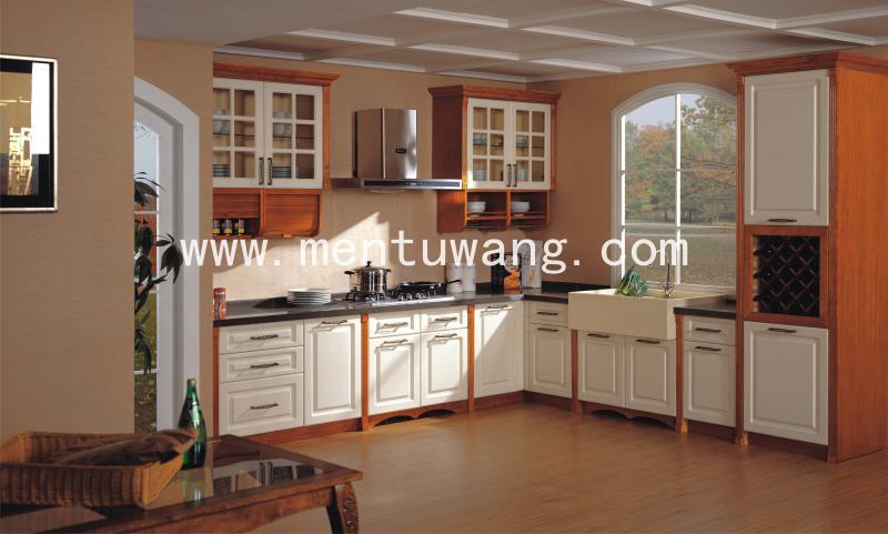 定制橱柜专题一 全屋定制 实木整装 别墅装修 欧式 厨房橱柜