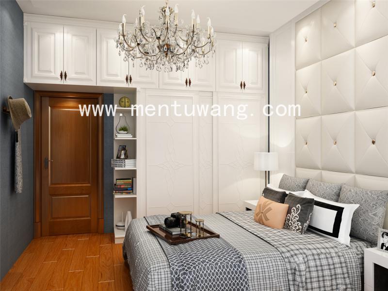 (4) 衣柜门效果图,整体衣柜门效果图,卧室衣柜效果图,全屋定制效果图