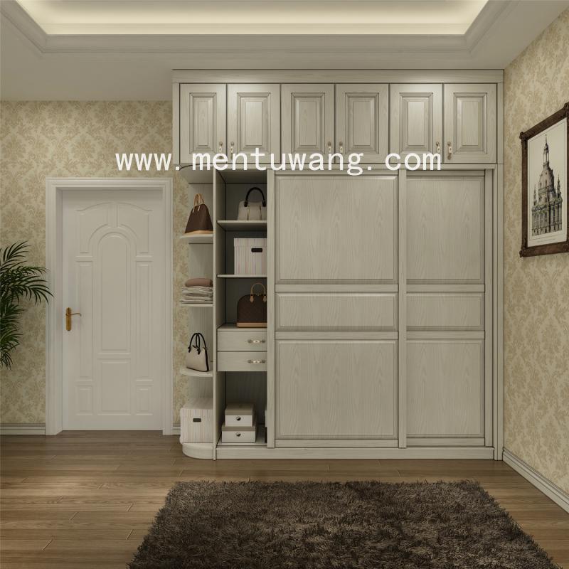 全屋定制 3d06135-衣柜 衣柜門效果圖,整體衣柜門效果圖,臥室衣柜效