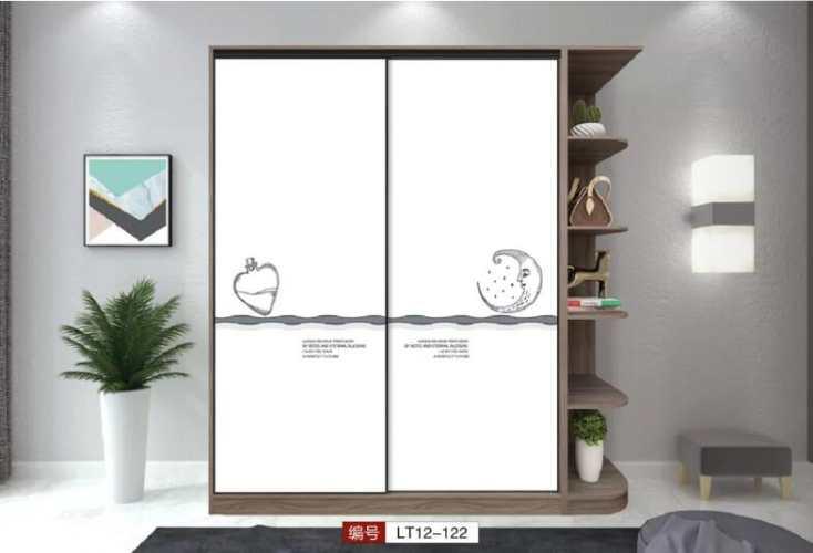 移门图 雕刻路径 橱柜门板  LT12-122